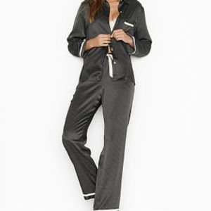 Victoria's secret black pajama set